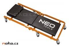 NEO TOOLS pojízdné dílenské montážní lehátko 930x440x105mm 11-600...