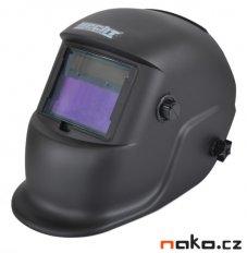 Kukla svářecí samostmívací HECHT 900201 černá