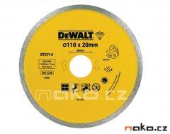 DeWALT DT3714 kotouč diamantový pro DWC410