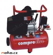 COMPRECISE H2/25V kompresor s olejovou náplní rychloběžný 25000128...