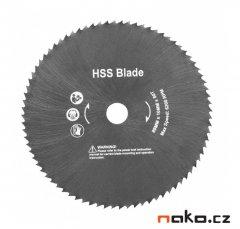 HECHT 001060B pilový kotouč na hliník a plasty 89x10mm HSS pro HECHT 1060