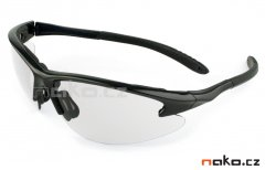 ISSA brýle ochranné ST.TROPEZ čiré 09103