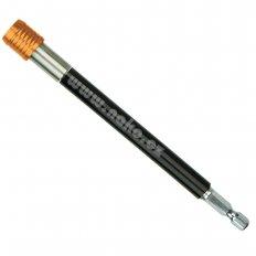 """NEO TOOLS držák bitů magnetický 1/4"""" prodloužený 150mm 06-072"""