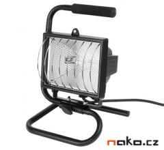 EXTOL CRAFT 82789 halogenová lampa přenosná s podstavcem 500W