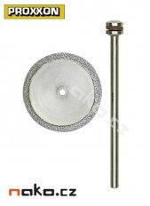PROXXON 28840 diamantový řezný kotouč na sklo