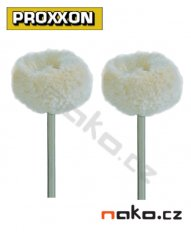 PROXXON 28297 bavlněný leštící kotouč 22mm (2ks)