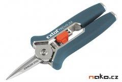 EXTOL PREMIUM 8872115 mini přímé zahradnické nůžky 153mm