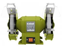 EXTOL CRAFT bruska stolní dvoukotoučová, 350W, 410130