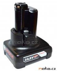 BOSCH akumulátor 10,8V 4Ah Li-Ion 1600Z0002Y - ORIGINÁL