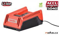HECHT 005046 nabíječka akumulátorů 2A pro ACCU program 5040
