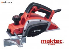 MAKTEC MT191 hoblík 580W, 82mm