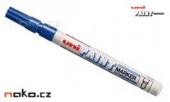 Popisovač uniPAINT PX-21 Mitsubishi MODRÝ