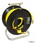 POWERPLUS POWAIR0210 20m tlaková hadice na bubnu PVC