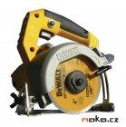 DeWALT DWC410 ruční řezačka pro mokré řezání dlažby 110 mm