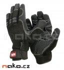 ISSA rukavice pracovní ISSA SHOCK 07206 vel.XXL