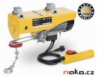 POWERPLUS POWX903 elektrický lanový naviják 800kg