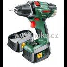 BOSCH PSR 18 LI-2 Compact 2x2,0Ah vrtací aku šroubovák 0603973324