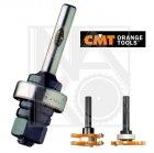 CMT C92408010 vřeteno talířové frézy s ložiskem