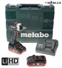 METABO SSW 18 LTX 200 rázový aku utahovák 2x3,1Ah LiHD 602195670