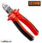 NEO TOOLS 01-525 stranové štípací a odizolovací kleště 1000V, 160mm
