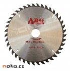ABG pilový kotouč 255x3x30mm 40z střídavý šikmý zub 06060316