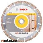 BOSCH diamantový řezací kotouč Standard for Universal 230x22mm 2608615065