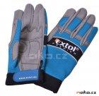 """EXTOL PREMIUM rukavice pracovní polstrované L/10"""" 8856602"""