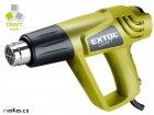 EXTOL CRAFT 411013 horkovzdušná opalovací pistole, 2000/1000W, 550/350 °C
