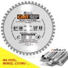 CMT C22654807 XTREME pilový kotouč 184x15,87mm Z48 TCG na ocel a nerex