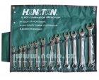 HONITON HCW11517 sada klíčů očkoplochých 6-22mm 17ks