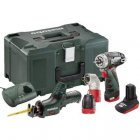 METABO Combo Set 2.2 10,8V Quick Pro 685054000