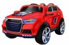 HECHT 51002 dětské akumulátorové autíčko červené 12V, 7Ah, 2x 35W