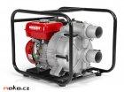 HECHT 3680 benzínové motorové čerpadlo kalové