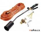 MEVA I071LKR stavební plynový hořák 35kW - souprava - hadice+regulátor