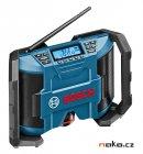 BOSCH GML 10,8 V-LI Professional aku stavební rádio 0601429200