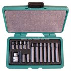 HONITON H4014 sada bitu IMBUS 10mm 4-12mm