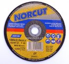 NORTON 294422 180x2,5x22,2 A24R řezný kotouč NORCUT