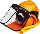 HECHT 900100 helma se schluchátky a štítem CE