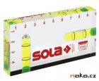SOLA R102 průhledná kapesní vodováha