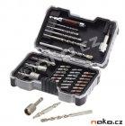 BOSCH PRO-mix sada bitů, nástrčných klíčů a vrtáků do betonu 2607017326