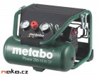 METABO Power 250-10 W OF přenosný bezolejový kompresor 601544000
