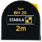 STABILA BM20 svinovací metr 2m