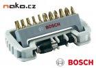 BOSCH sada bitů TIN s magnetickým nástavcem Max Grip 11ks 2608522127