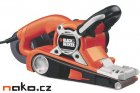 BLACK&DECKER KA88 pásová bruska 75x533mm