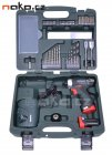 METABO PowerMaxx BS Basic SET mobilní dílna 10,8V 2x2Ah Li-Ion 600080870