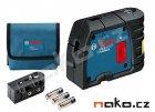 BOSCH GPL 3 Professional stavební laser 3-bodový 0601066100