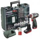 METABO PowerMaxx BS Quick Pro mobilní dílna 10,8V 4Ah+2Ah Li-Ion 600157880