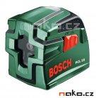 BOSCH PCL 10 laser samonivelační křížový 0603008120
