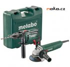 METABO sada SBE 650 + W750-125