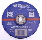 METABO 180x6 A24-N-BF80 brusný kotouč na kov Flefiamant Super